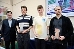 Vladislav Artemiev Won the Blitz Tournament for the RSSU Cup