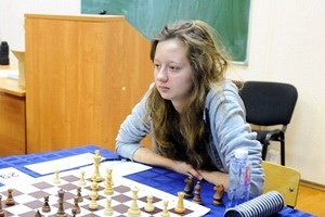 Alexandra Obolentseva: I think, It's Necessary to Compete Against Stronger Opponents